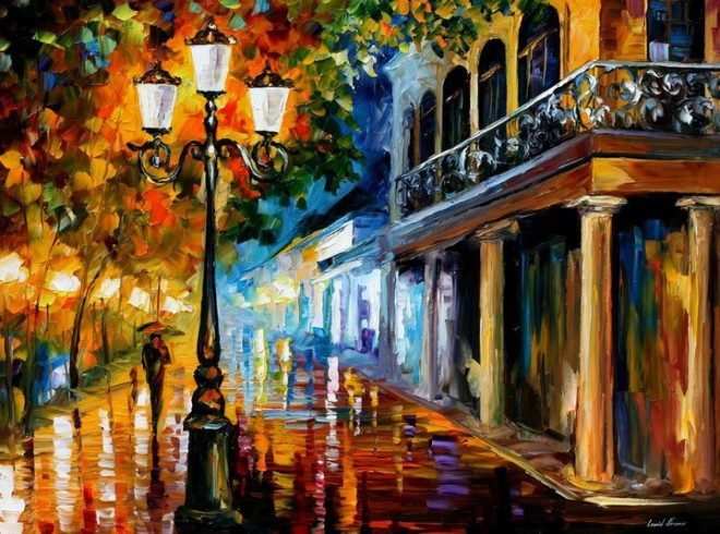 colorful painting best beautiful leonid afremov vivid colored oil acrylic water color (12)