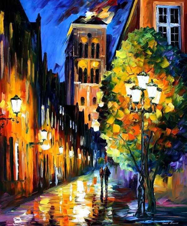 colorful painting best beautiful leonid afremov vivid colored oil acrylic water color (3)