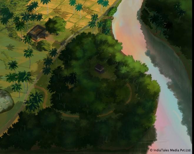 manikandan animation movie