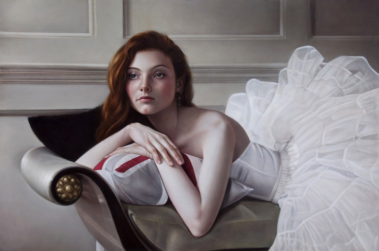 40 Mind Blowing and Realistic Oil Paintings by Mary Jane Ansell - part 2