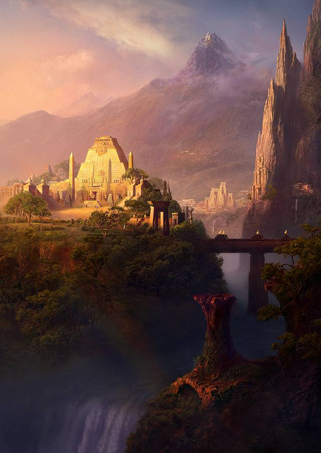 Matt Painting master pieces%20(1) 25 Digital Matte Painting Master pieces for your inspiration