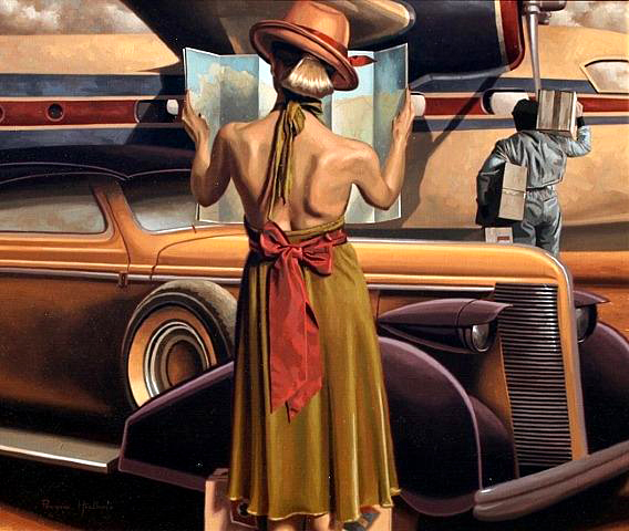peregrine-heathcote-oil-paintings-realistic-retro(31)