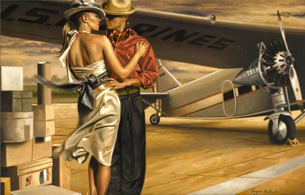 peregrine-heathcote-oil-paintings-realistic-retro(32)