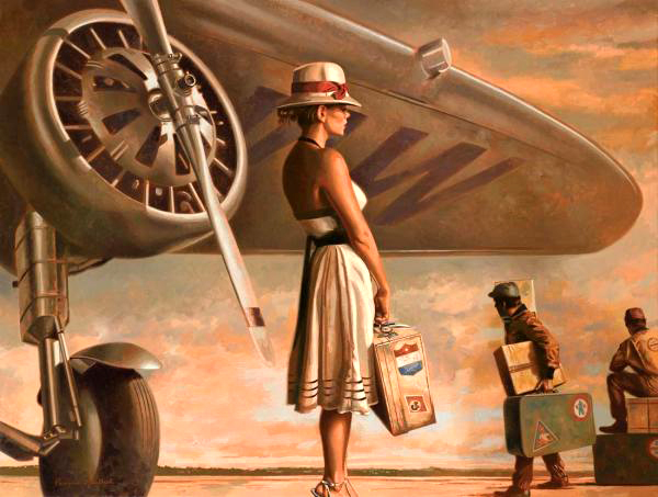 peregrine-heathcote-oil-paintings-realistic-retro(35)