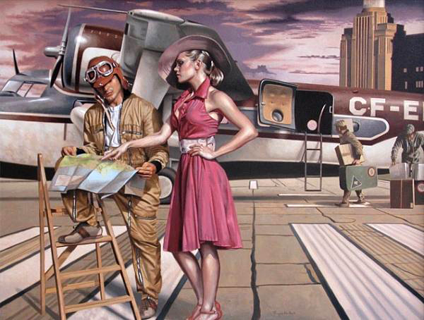 peregrine-heathcote-oil-paintings-realistic-retro(39)