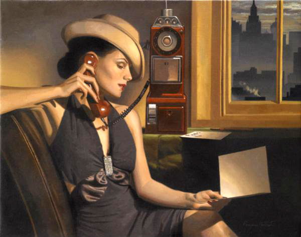 peregrine heathcote oil paintings