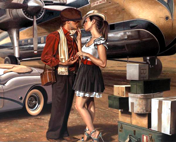 peregrine-heathcote-oil-paintings-realistic-retro(65)