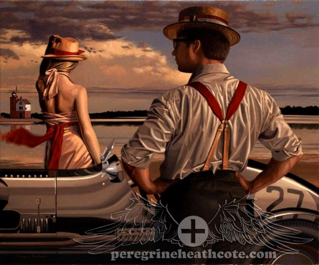 peregrine-heathcote-oil-paintings-realistic-retro(89)
