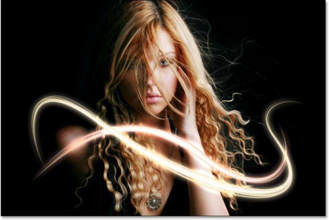 Photoshop Sparkling Effect (10)