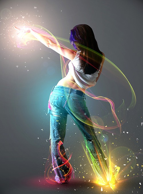Photoshop Sparkling Effect (4)