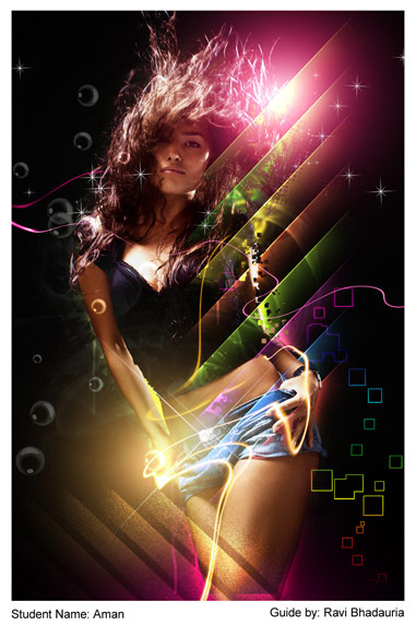 Photoshop Sparkling Effect (5)