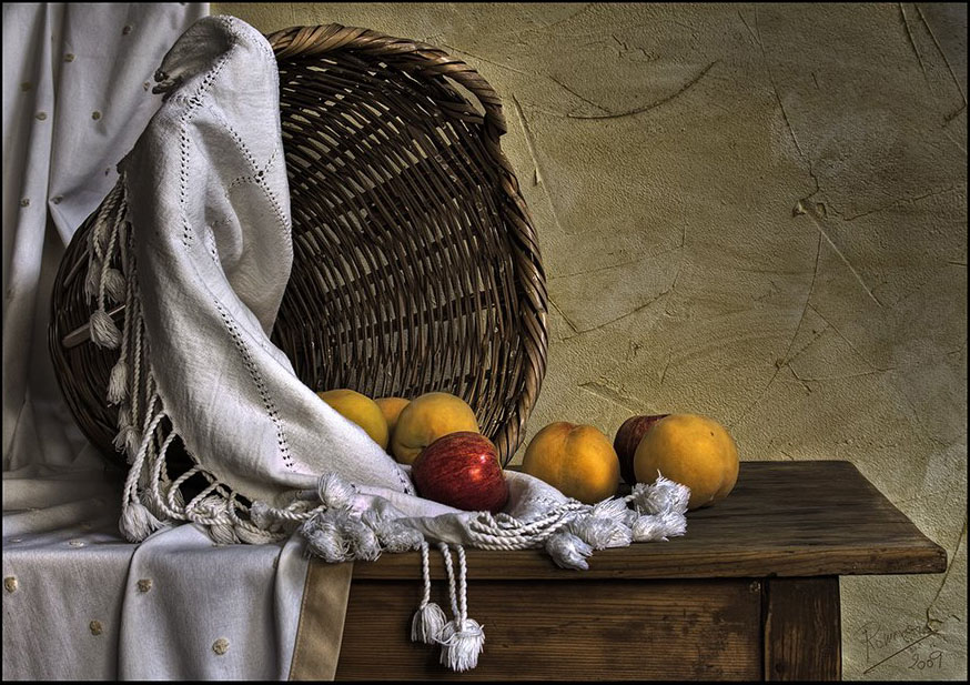 Still Life Oil Painting by Ramon Romero (1)