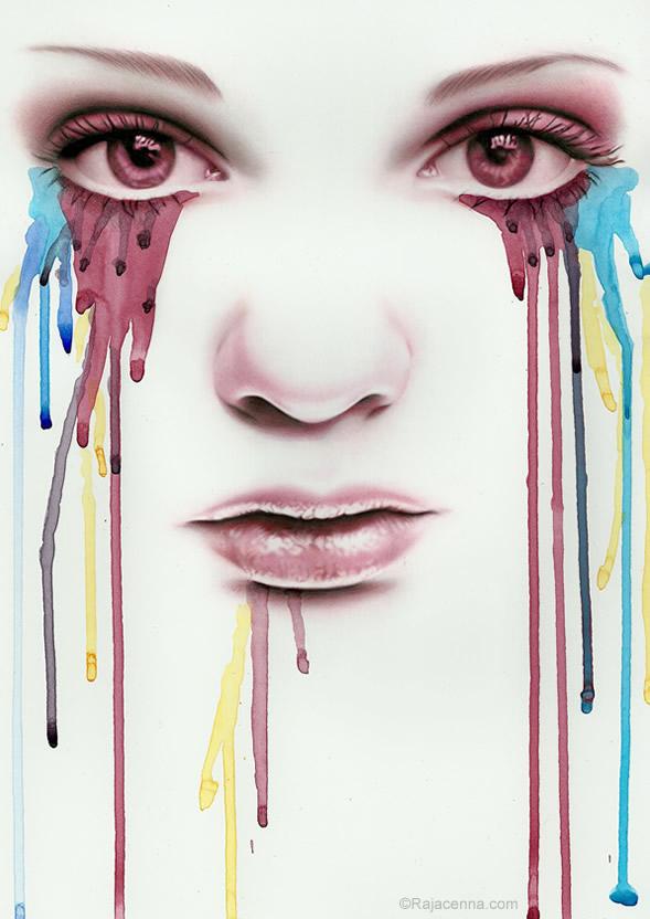 Tears  by Rajacenna