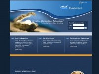 Third wave - home page