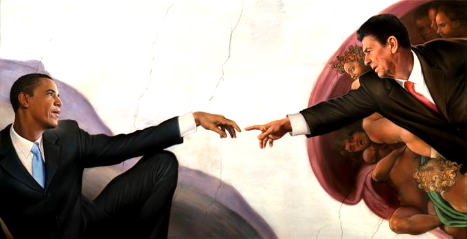 surreal painting Tim obrien illusion creative awesome best editorial illustration art work