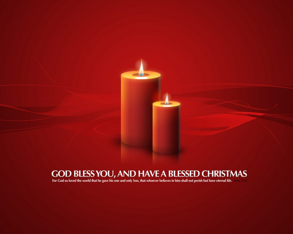 travel10 redchristmas candle 1280x1024