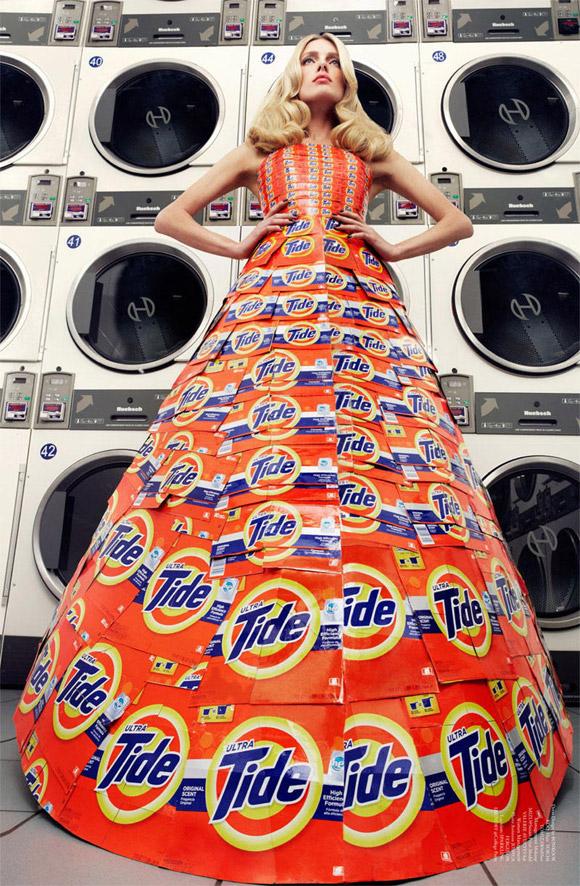 unusual fashion dress