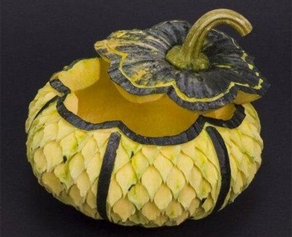 25 Beautiful Vegetable Carving And Fruit Works For Your
