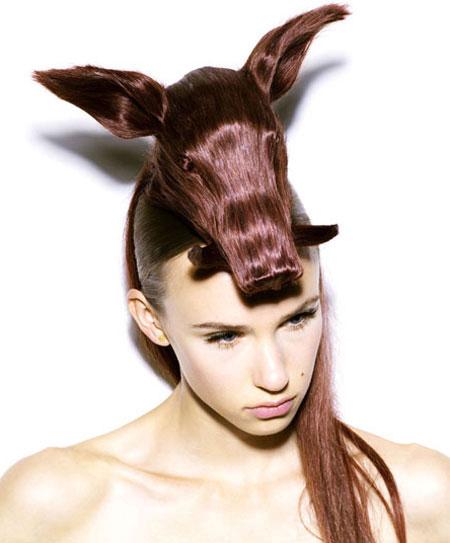 animal hair style (2)