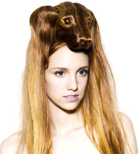animal hair style1