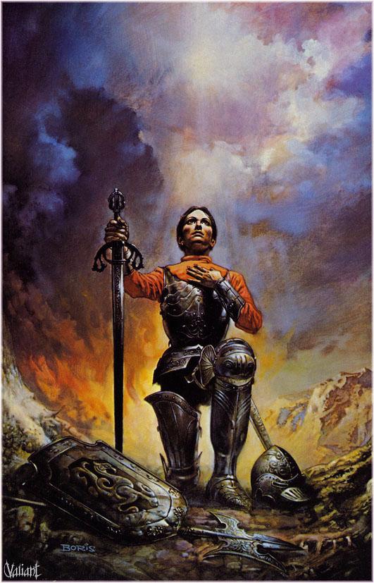 boris vallejo painting