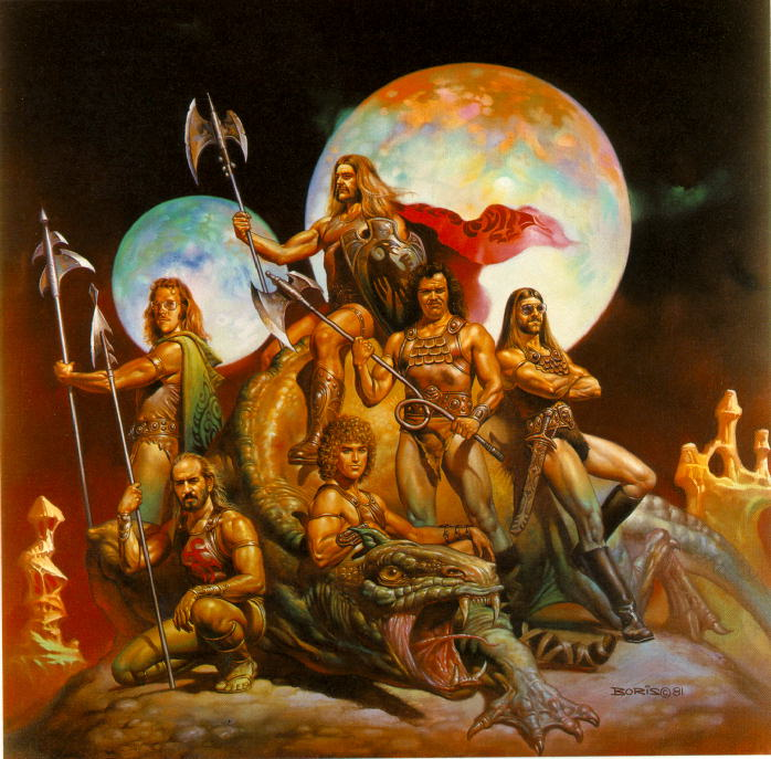 boris Vallejo painting (7)