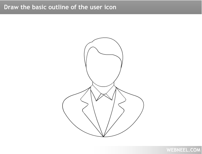 create user avator icon