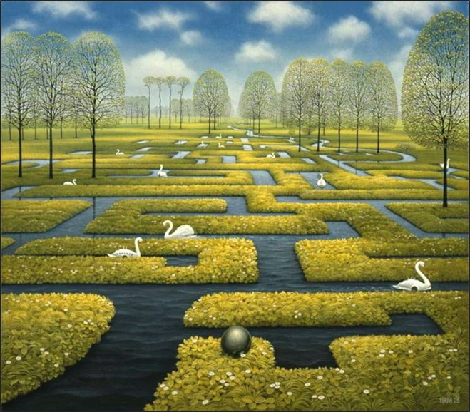 best-beautiful-dream-world-oil-painting-fine-art-jacek-yerka (6)