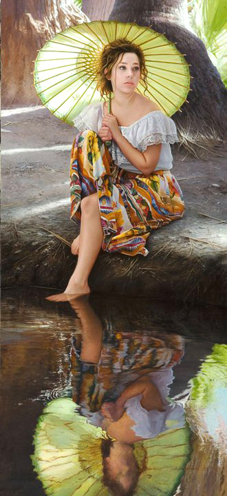 duffy sheridan oil painting