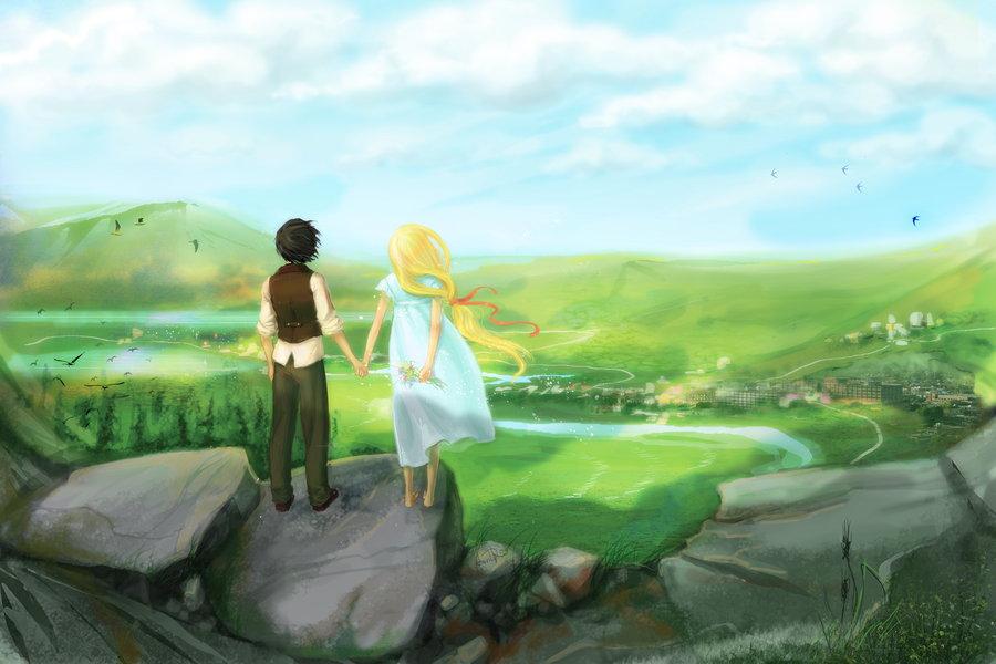 fantasy digital art anndr kusuriuri 14
