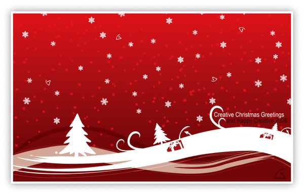 merry%20christmas%20greeting%20card%20(13) 33 Best Christmas Greeting Card Designs for your inspiration