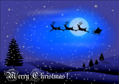 merry christmas greeting card 21