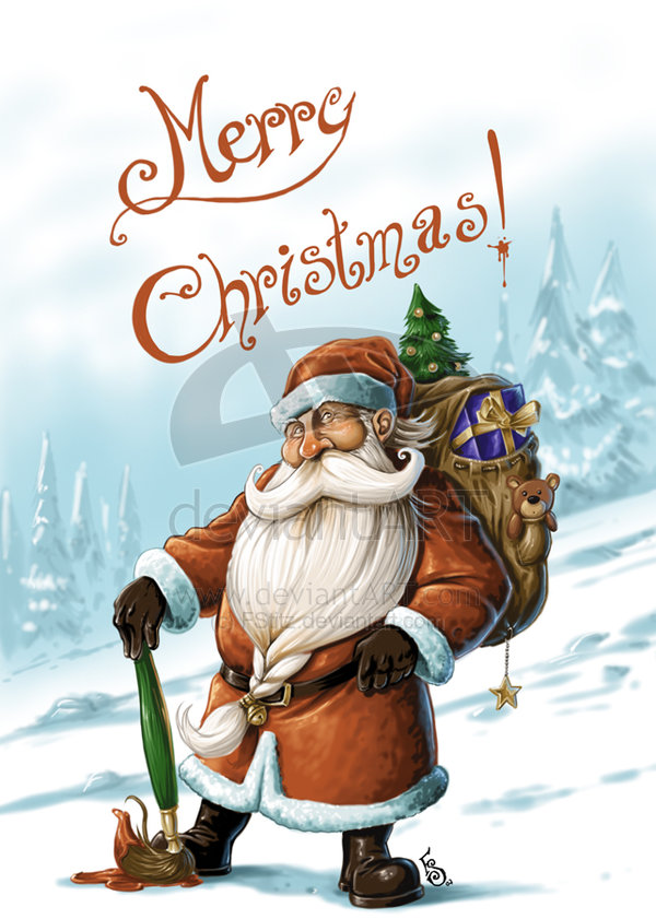 merry christmas greeting card (24)