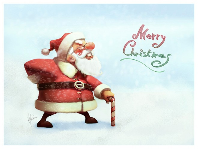 merry christmas greeting card (27)