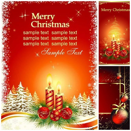 merry christmas greeting card (3)
