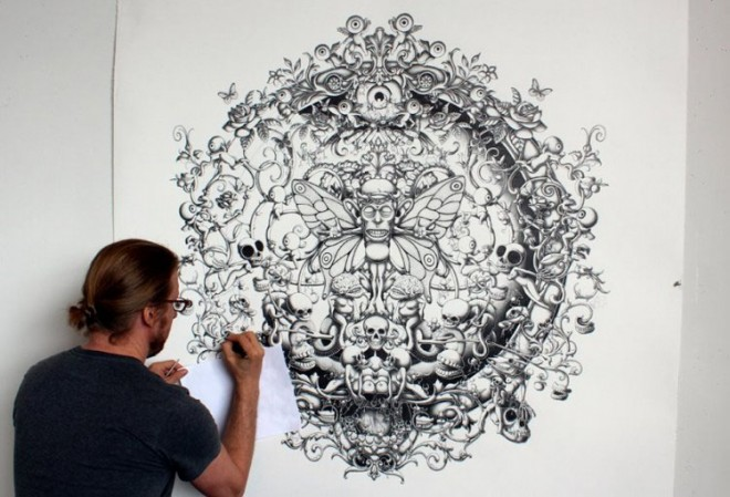 mural mega drawings joe fenton solitude (17)