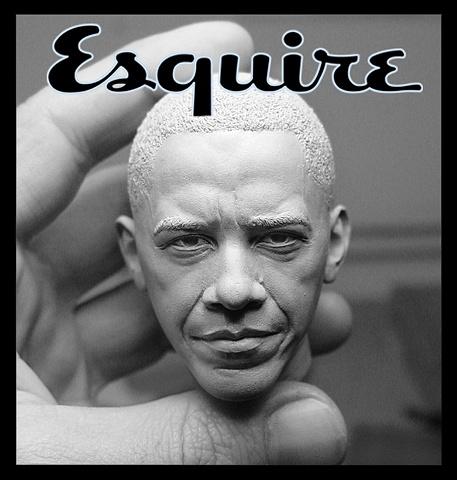 obama Sculputre by Adam Beane (1)