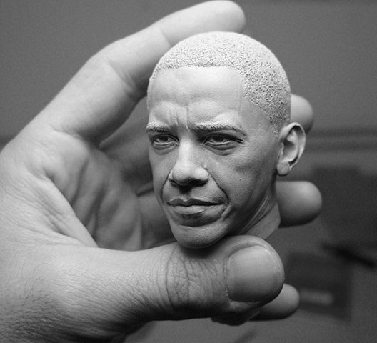 obama Sculputre by Adam Beane (4)