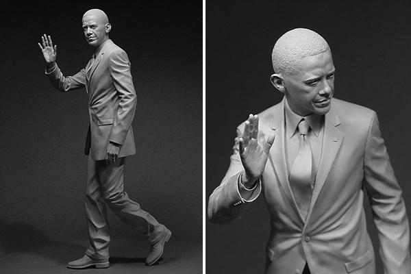 obama Sculputre by Adam Beane (6)