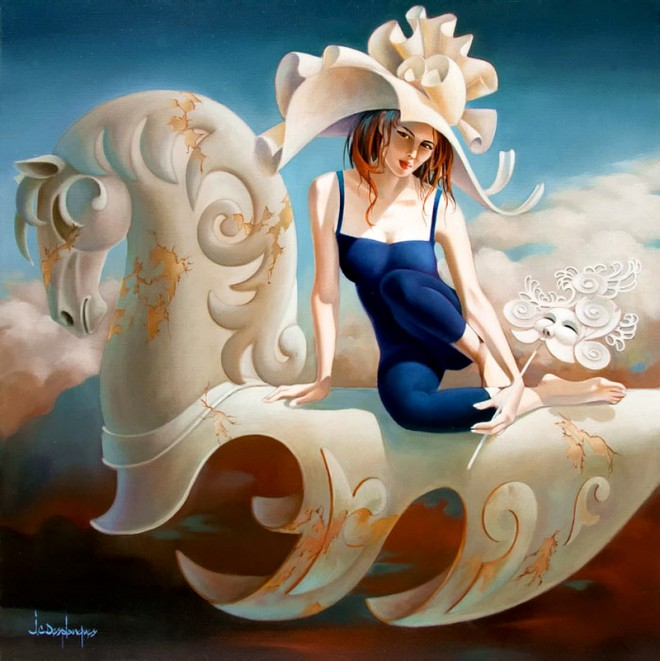 beautiful-oil-paintings-jean-claude-fantasy-12