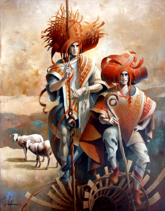 oil painting jeanclaude 19