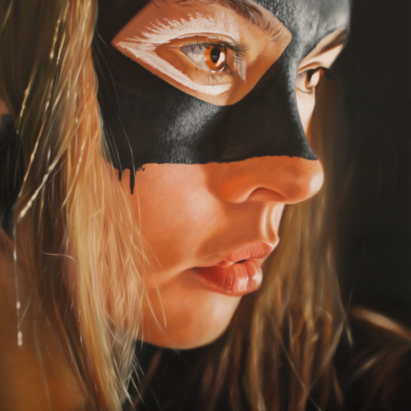 25 Hyper Realistic Paintings - Dirty Faces and Flesh by Jkp Fletcher