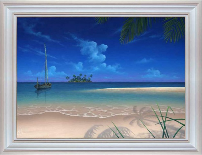 painting sun rise (1)