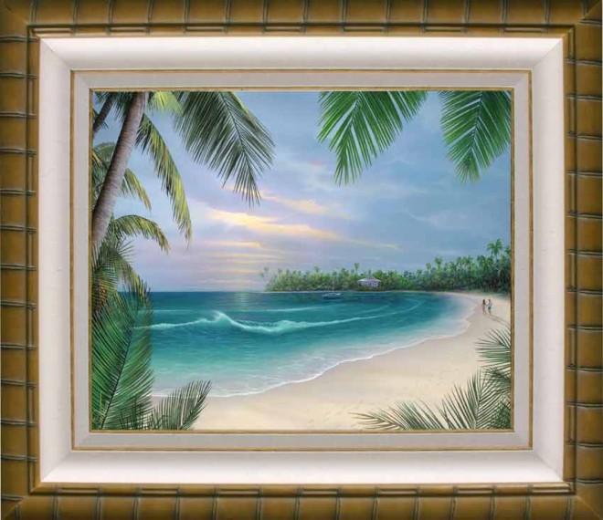 painting sun rise (10)