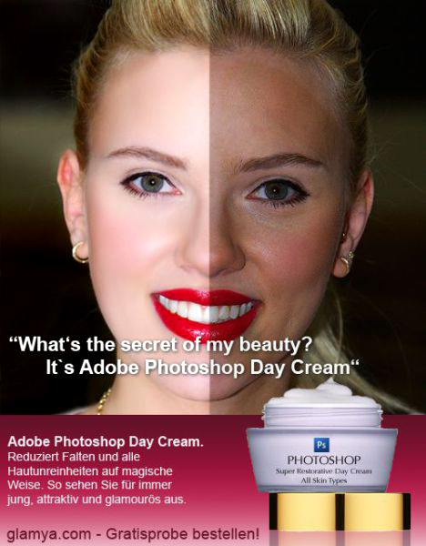 photoshop%20afterbefore%20daycream%20(8) Whats the secret of my beauty? Photoshop   After Before (25 Photos)
