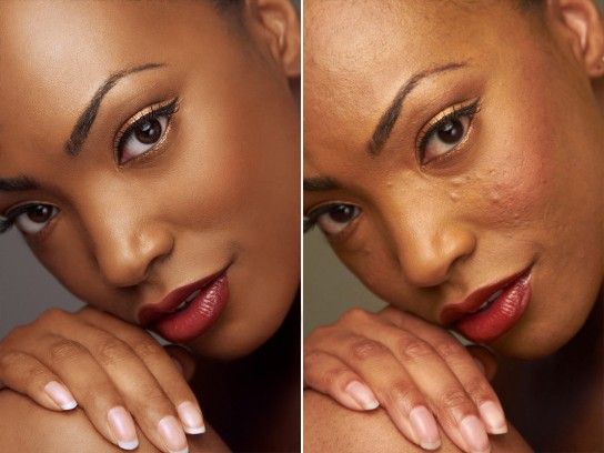 20 Stunning After Before Photos from top Photo Retouching ...