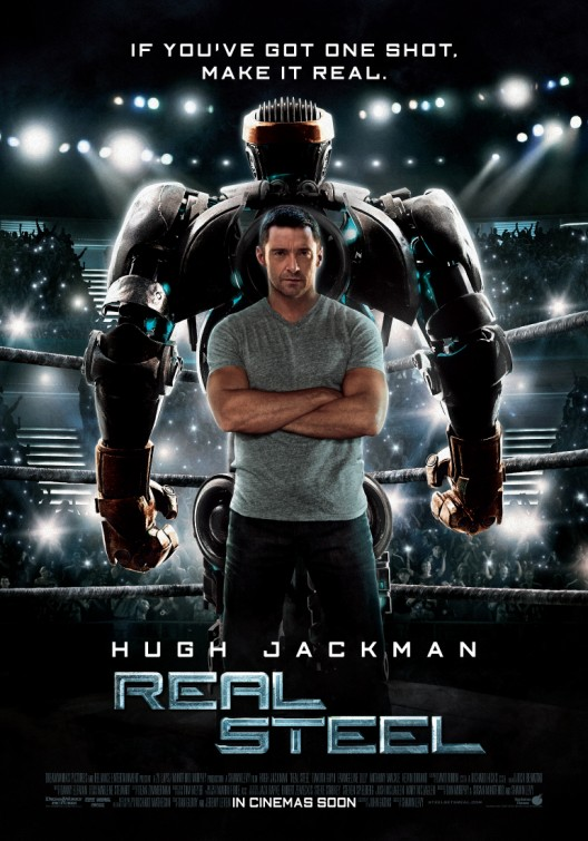 Real Steel   3D Animation Movie