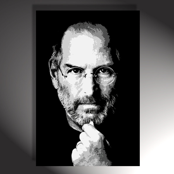 steve jobs dpainting (2)