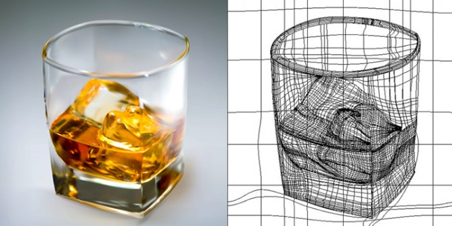 vector illustrator objects