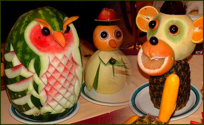 vegetable carving (2)